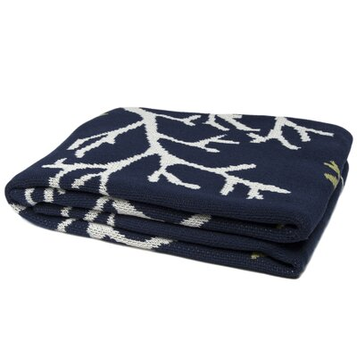 Cantrell Coral Throw