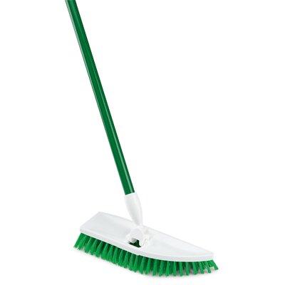 No Knees Floor Scrubber