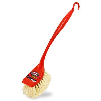 Long Handle Tampico Scrub Brush