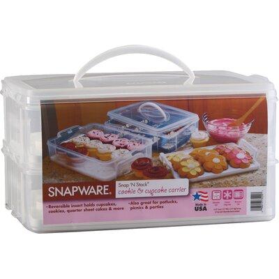 2 Layer 24-Cupcake Keeper