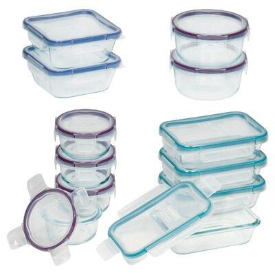 Snapware� 12 Container Food Storage Set 1122515