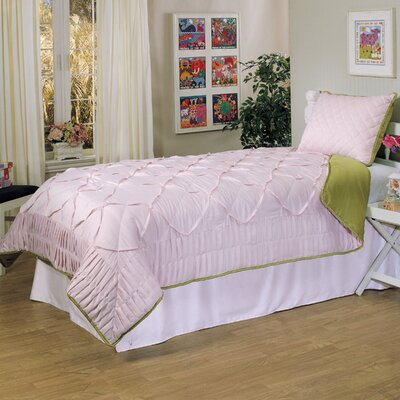 Princess Pearl 2 Piece Twin Comforter Set