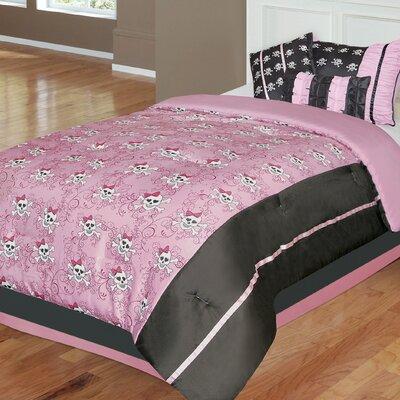 Pirate Jane Comforter Set Size: Full