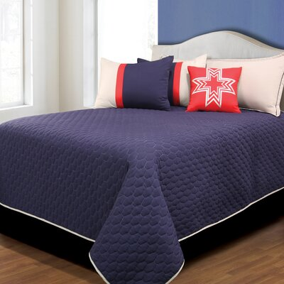 Collin Coverlet Set Size: Twin