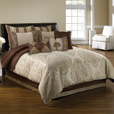 Decadence Comforter Set Size: King