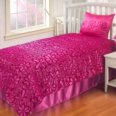 Curlieques Comforter Set Size: Full