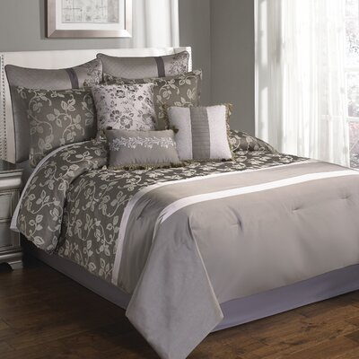 Augustus Comforter Set Size: Full/Queen