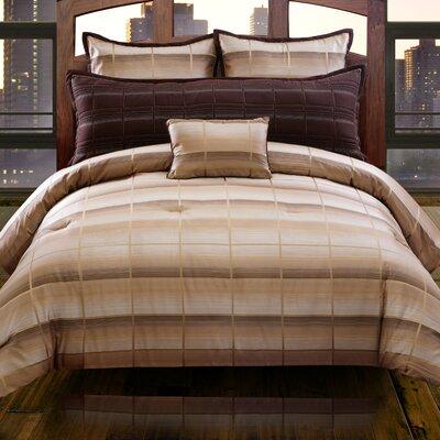 Linder Comforter Set Size: Queen