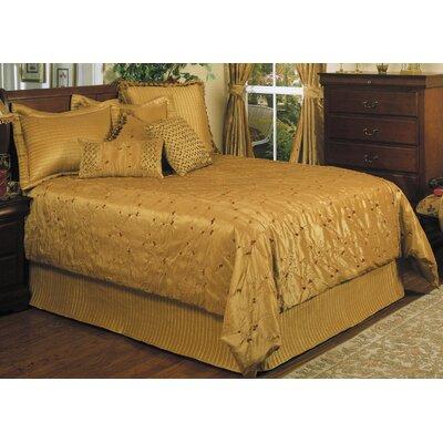 Croscill Bedding Sets Queen on Metro Comforter Set In Champagne   Metro Comforter Set Champagne
