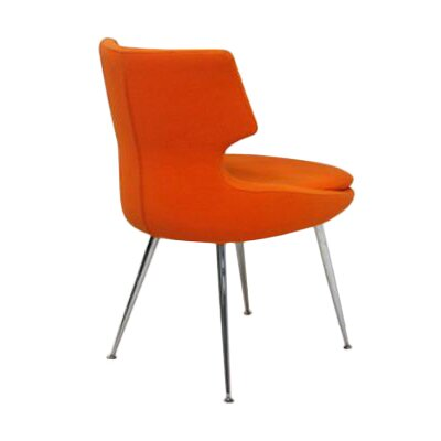 Patara Side Chair Color: Dark Grey