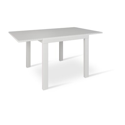 Niagara Extendable Dining Table Finish Silver