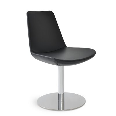 Eiffel 17 inch Swivel Bar Stool