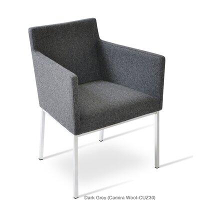 Harput Armchair Upholstery: Dark Gray