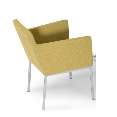 Harput Arm Chair Finish: Amber
