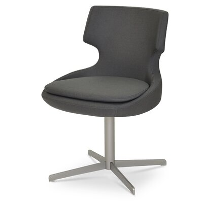 Patara Side Chair in Leatherette