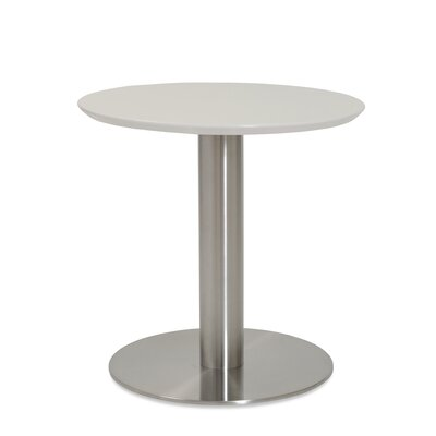 Tango End Table Color: White Lacquer