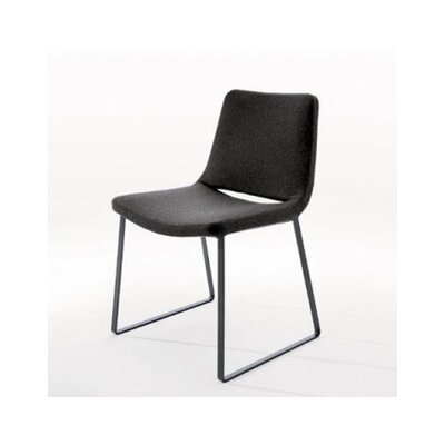 Easy financing Nevada Side Chair Finish: Black, Co...