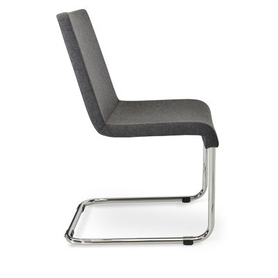 Reis Chair Upholstery Color: Dark Gray