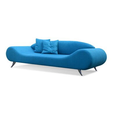 Harmony Sofa Upholstery Color: Turquoise