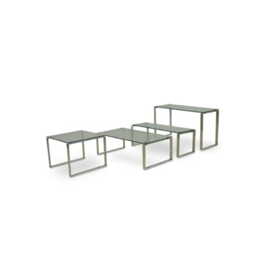 Calvin Glass Coffee Table