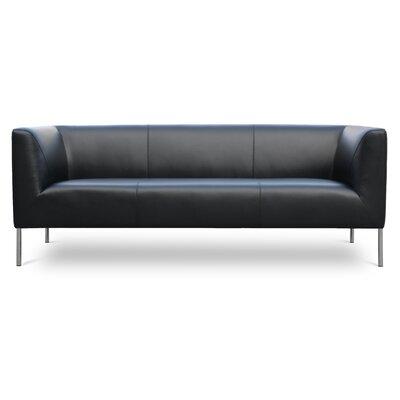 Laguna Sofa Upholstery: Black