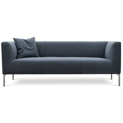 Laguna Sofa Upholstery: Gray