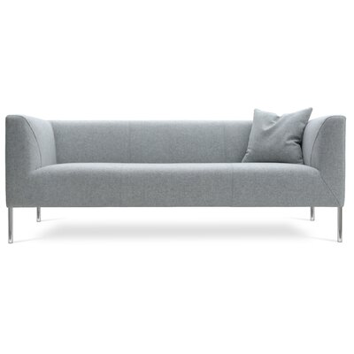 Laguna Sofa Upholstery: Silver