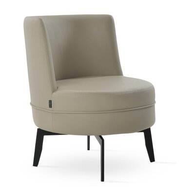 Hilton Lounge Upholstery: Bone