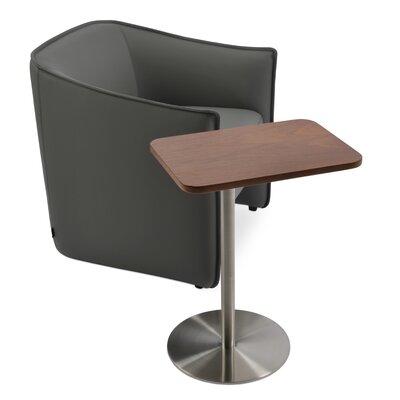 Conrad Armchair Upholstery: Black