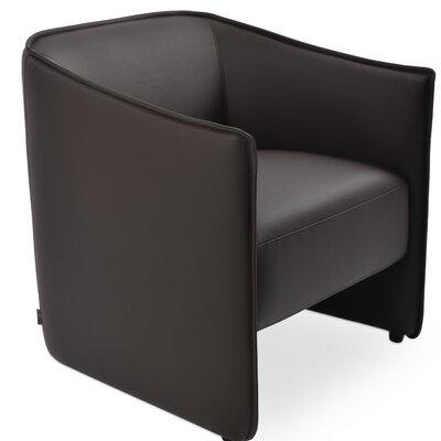 Conrad Armchair Upholstery: Caramel