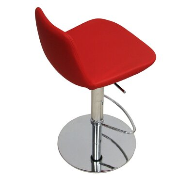 Credit for 42.5Pera Piston Chair Color: Orange...