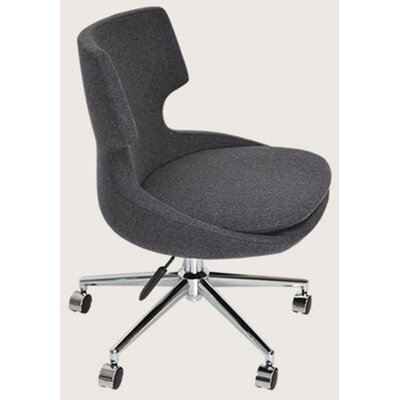 Emeco Nine-0 Swivel Office Chair | AllModern