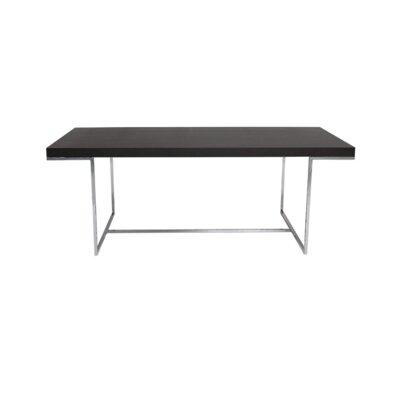 Madrid Dining Table Size: Large, Finish: Grey Oak
