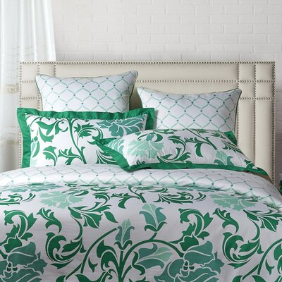 Aria 3 Piece Duvet Set Size: Queen