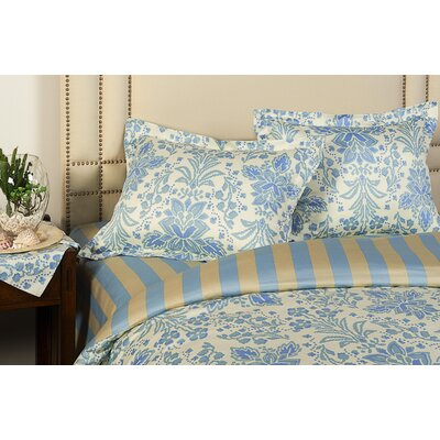 Lena 3 Piece Duvet Set Size: Queen