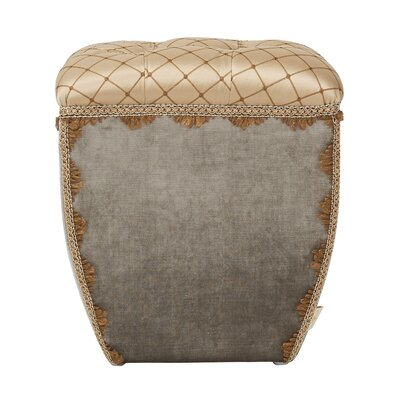 Jan Traditional Decorative Ottoman