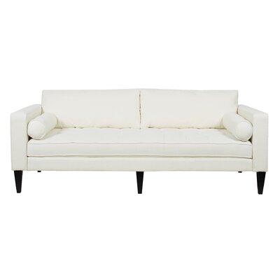 Jennifer Taylor Sleek Mid-century Style Sofa