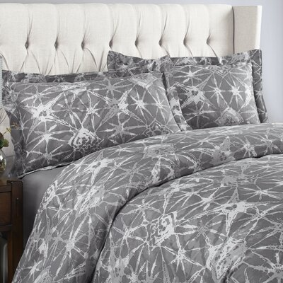 Saul 3 Piece Duvet Set