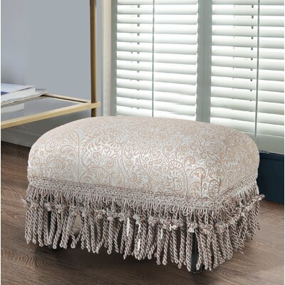 Fiona Traditional Decorative Ottoman