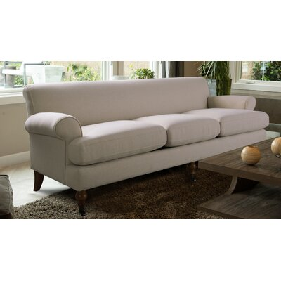 Huston Sofa Upholstery: Sky Neutral