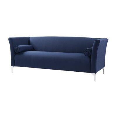 Talbott Modern Sofa Upholstery: Midnight Blue