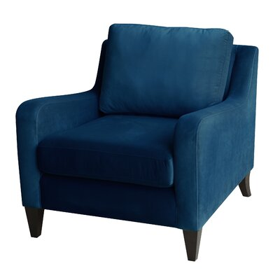 Micaden Chair Upholstery: Navy Blue