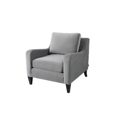 Micaden Chair Upholstery: Opal Gray