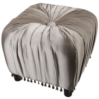Gracie Beaded Decorative Ottoman