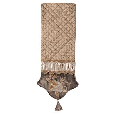 Legacy Table Runner With Cord tassels And Braid