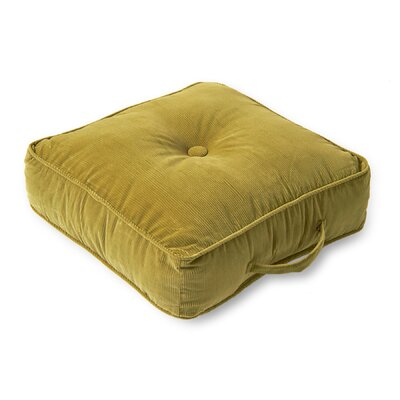 Aftonshire Floor Pillow Color: Olive