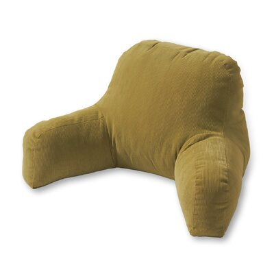 Dexter Bed Rest Pillow Color: Olive