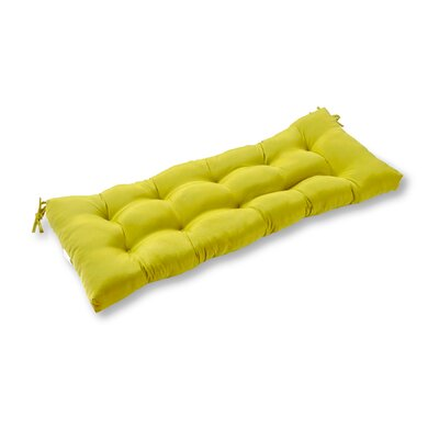 Outdoor Bench Cushion Fabric: Kiwi