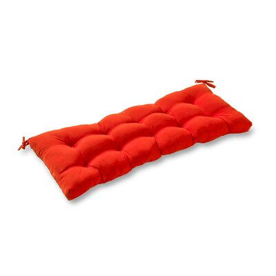 Outdoor Bench Cushion Fabric: Salsa