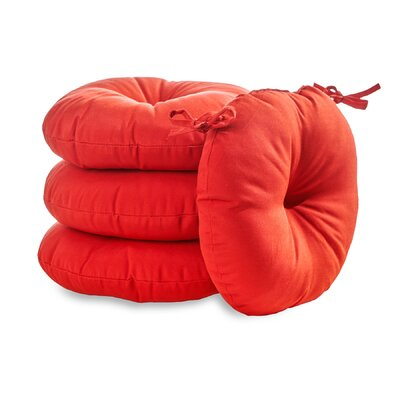 Outdoor Dining Chair Cushion Fabric: Salsa